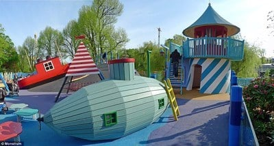 The Best Children's Playgrounds in the World