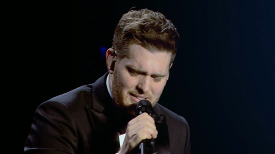 Michael Buble Shares What Life Is Like on the Road With Kids