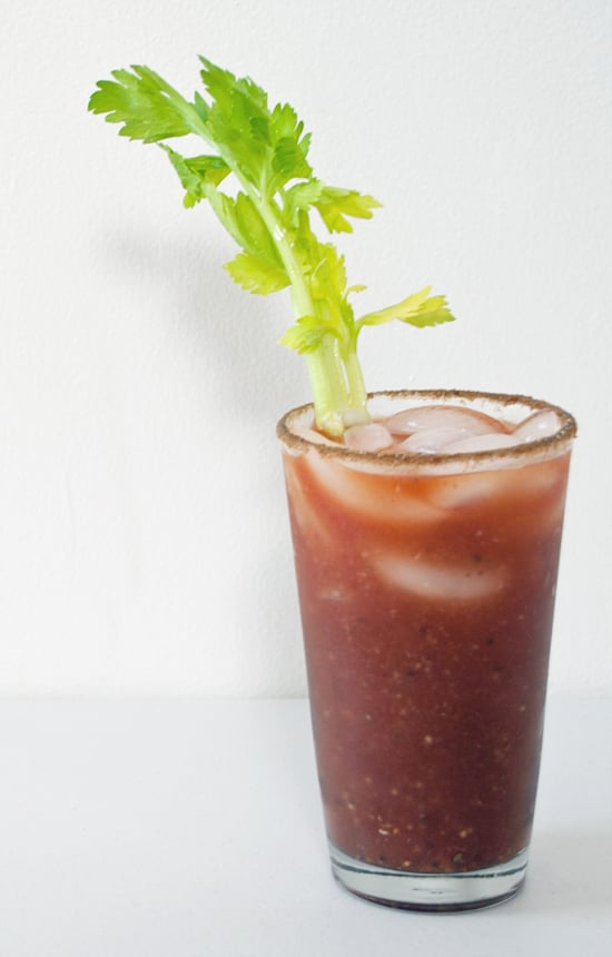 Balsamic Bloody Mary