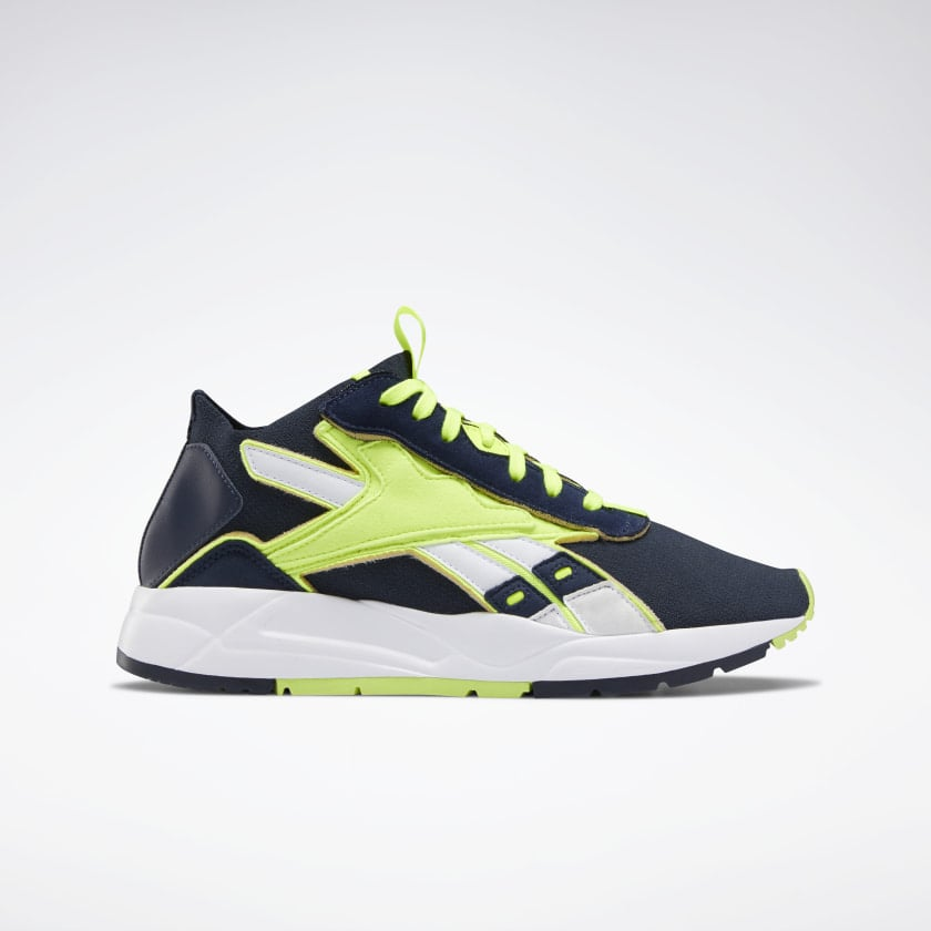 Reebok x VB Bolton Sock Low Shoes — Blue