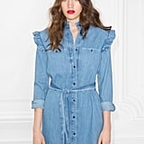 & Other Stories Denim Dress