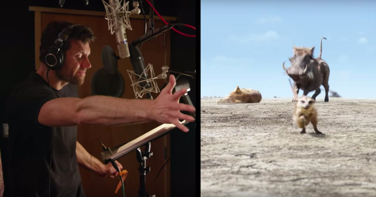 the lion king cast featurette video 2019