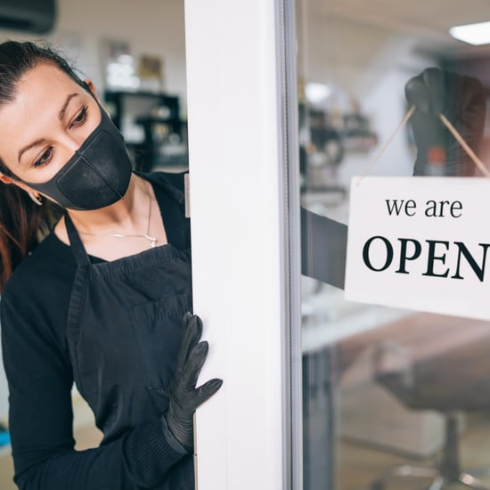 UK Government New Guidelines For Beauty Salons Reopening