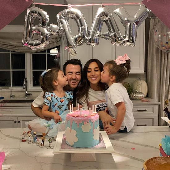 Kevin Jonas's Daughter Valentina Celebrates Her 3rd Birthday