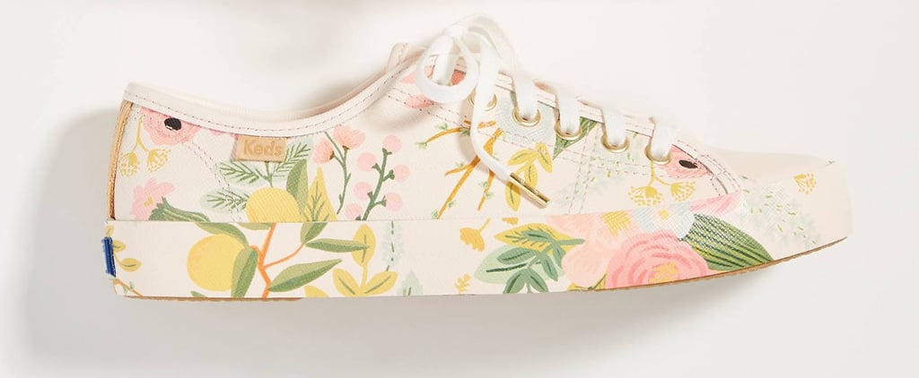 Keds x Rifle Paper Co. Floral Sneakers 2020