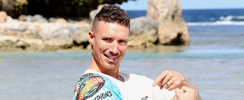Australian Survivor Luke Toki Return