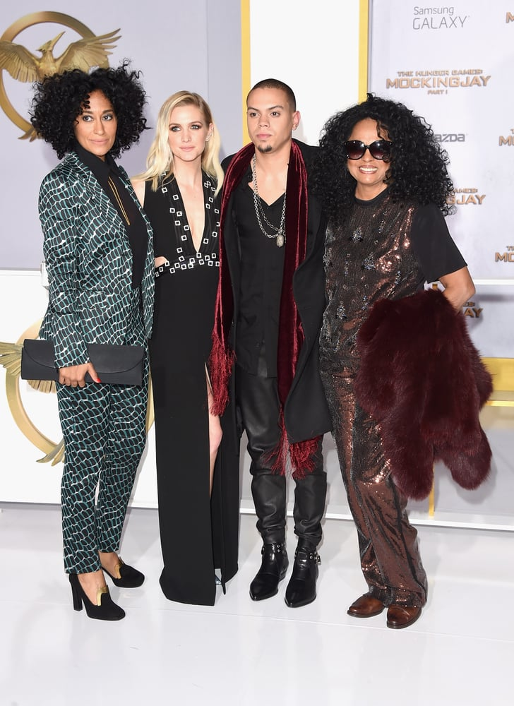 Ashlee Simpson Is The Daughter In Law To Diana Ross And