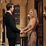 Jackson and Emily Maynard on The Bachelorette.