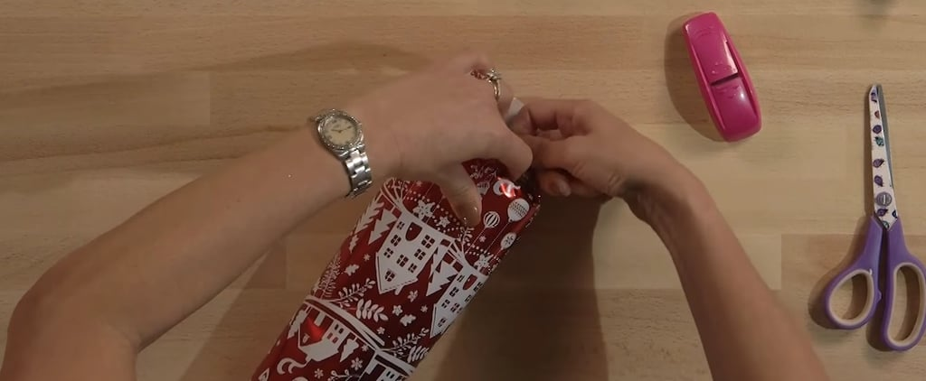 Stumped on How to Gift Wrap a Bottle? This Expert Will Show You a Cool Method
