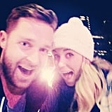 Lauren Conrad and Trey Phillips
