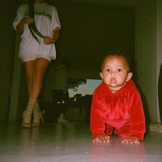 Kim Kardashian and Kanye West's Cutest Family Pictures