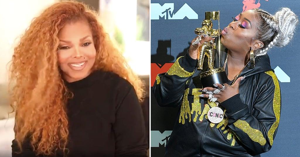 Janet Jackson's Message For Missy Elliott After MTV VMAs