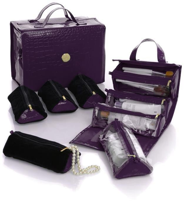 Joy Mangano JOY Big Better Beauty Case Deluxe Set