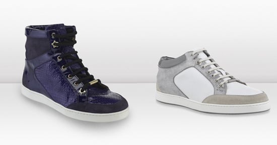 Jimmy Choo Launch Luxury Trainers for Spring 2010