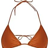 Matteau The String Triangle Bikini Top