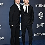The Vampire Diaries Cast at 2020 Golden Globes Afterparty