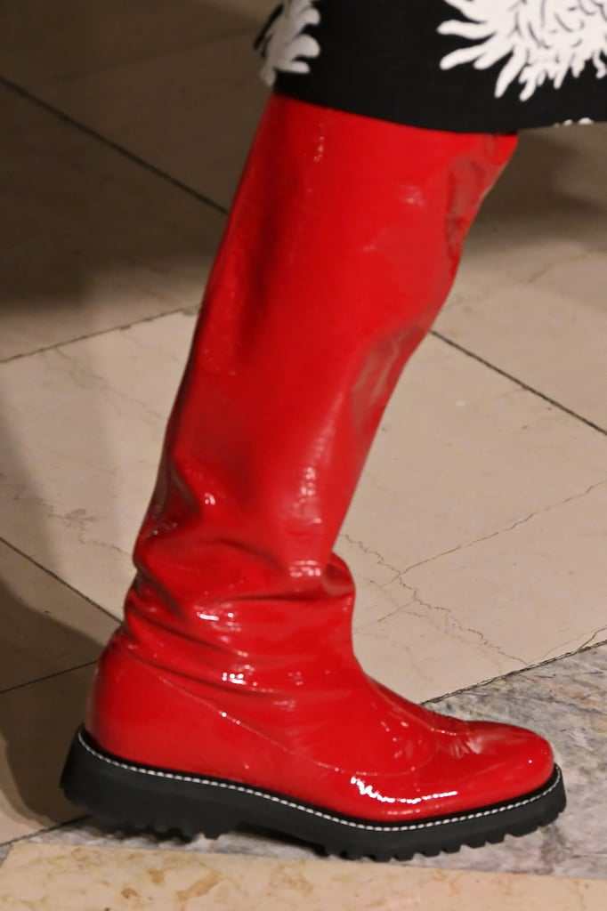 Fall Shoe Trends 2020: Colorful Boots