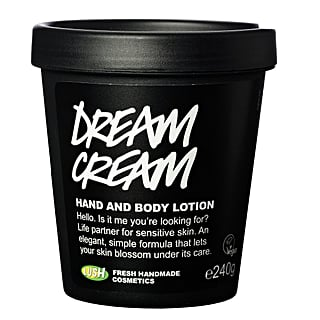 Lush Dream Cream For Eczema