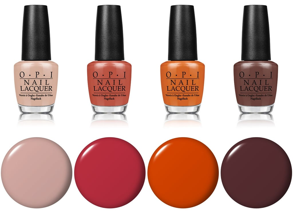 OPI Washington DC Nail Lacquer Collection | Drugstore Beauty ...