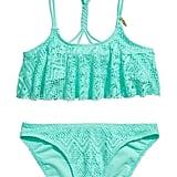 H&M Ruffled Bikini