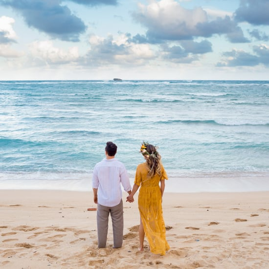 Hawaii Beach Engagement Shoot