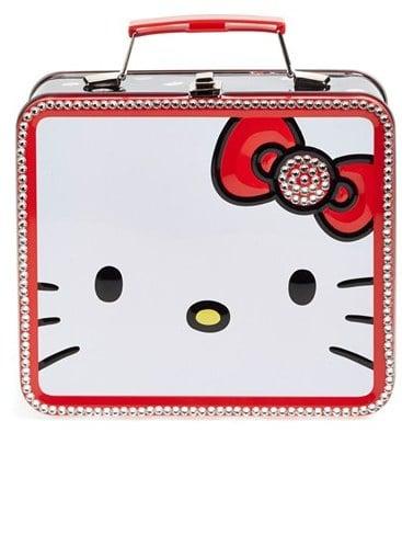 Hello Kitty Swarovski Crystal Lunchbox ($80)