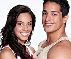 The Amazing Race Australia Couple Chris Pselletes and Anastasia Drimousis Reportedly Split