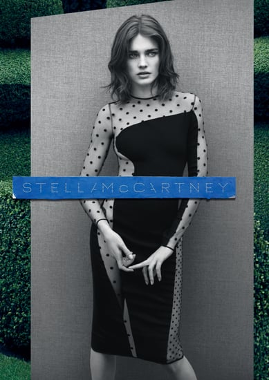 Stella McCartney Fall 2011 Ad Campaign — Natalia Vodianova