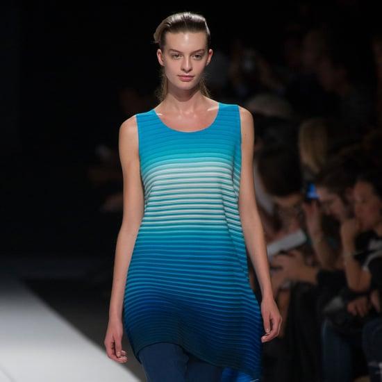 Issey Miyake Spring 2014 Runway Show | Paris Fashion Week