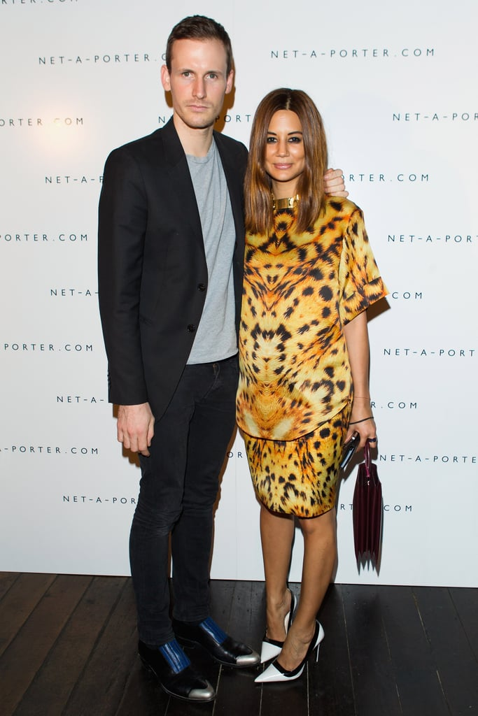 Dion Lee and Christine Centenera