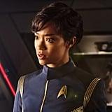 Michael Burnham, Star Trek: Discovery