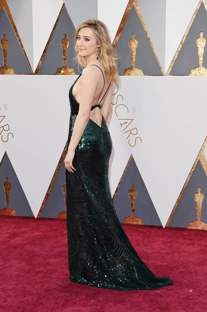 Sexy Dresses at the Oscars 2016