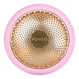 Foreo UFO ($395) What it does: Combined with UFO Activated Masks, this device will give you a complete facial treatment using quick and effective LED light therapy and advanced Hyper-Infusion Technology.