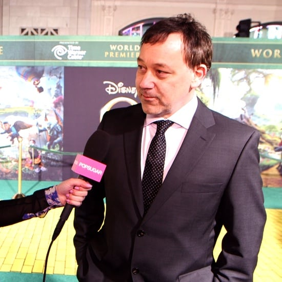 Sam Raimi Oz the Great and Powerful Interview (Video)