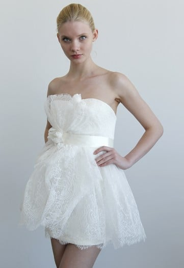 Marchesa at Bridal Fashion Week Spring 2011