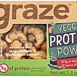 Graze Veggie Protein Power Snack Mix