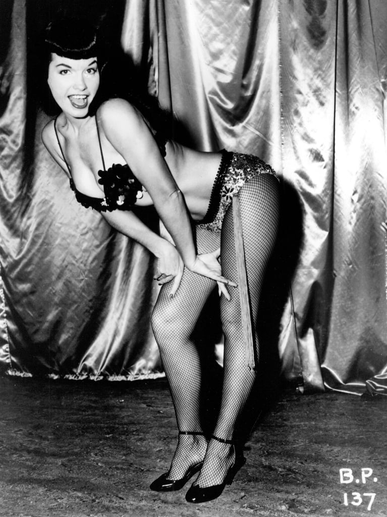 RIP the Pinup Queen, Bettie Page