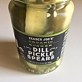 On the Fence: Organic Kosher Dill Pickle Spears ($3)