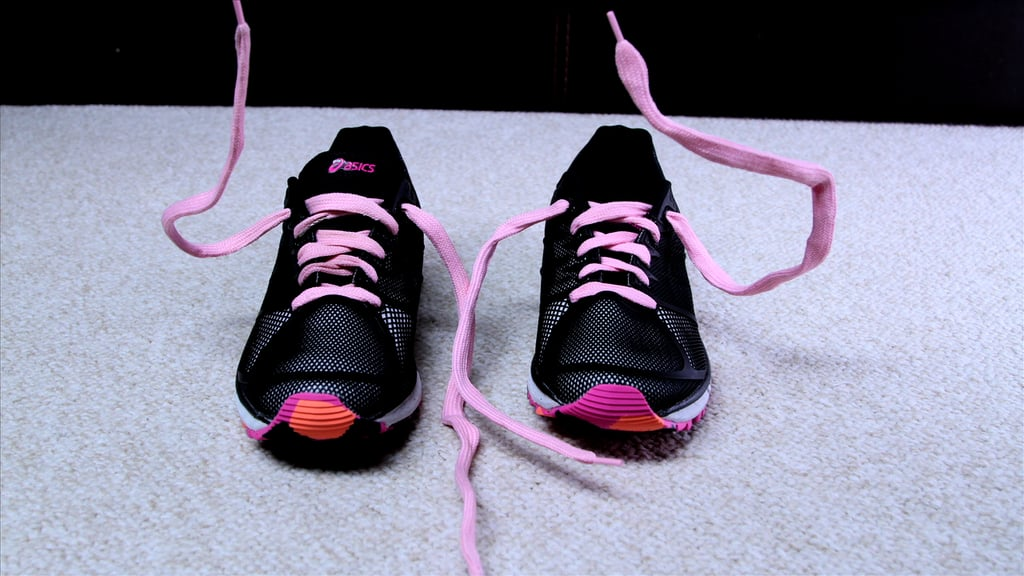 Best Method For Tying Shoes