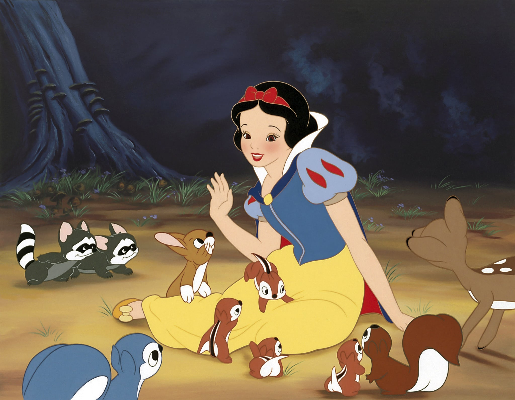 SNOW WHITE AND THE SEVEN DWARFS, Snow White, 1937
