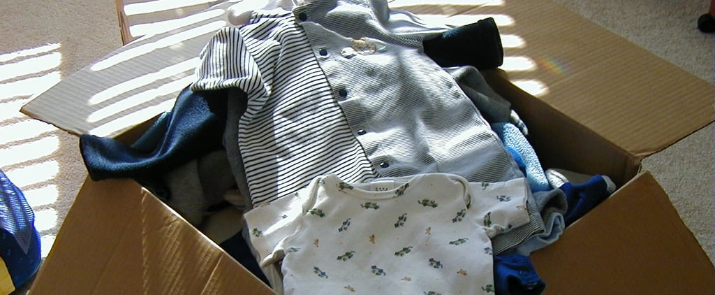 Things Moms Should Never Do When Accepting Hand-Me-Downs