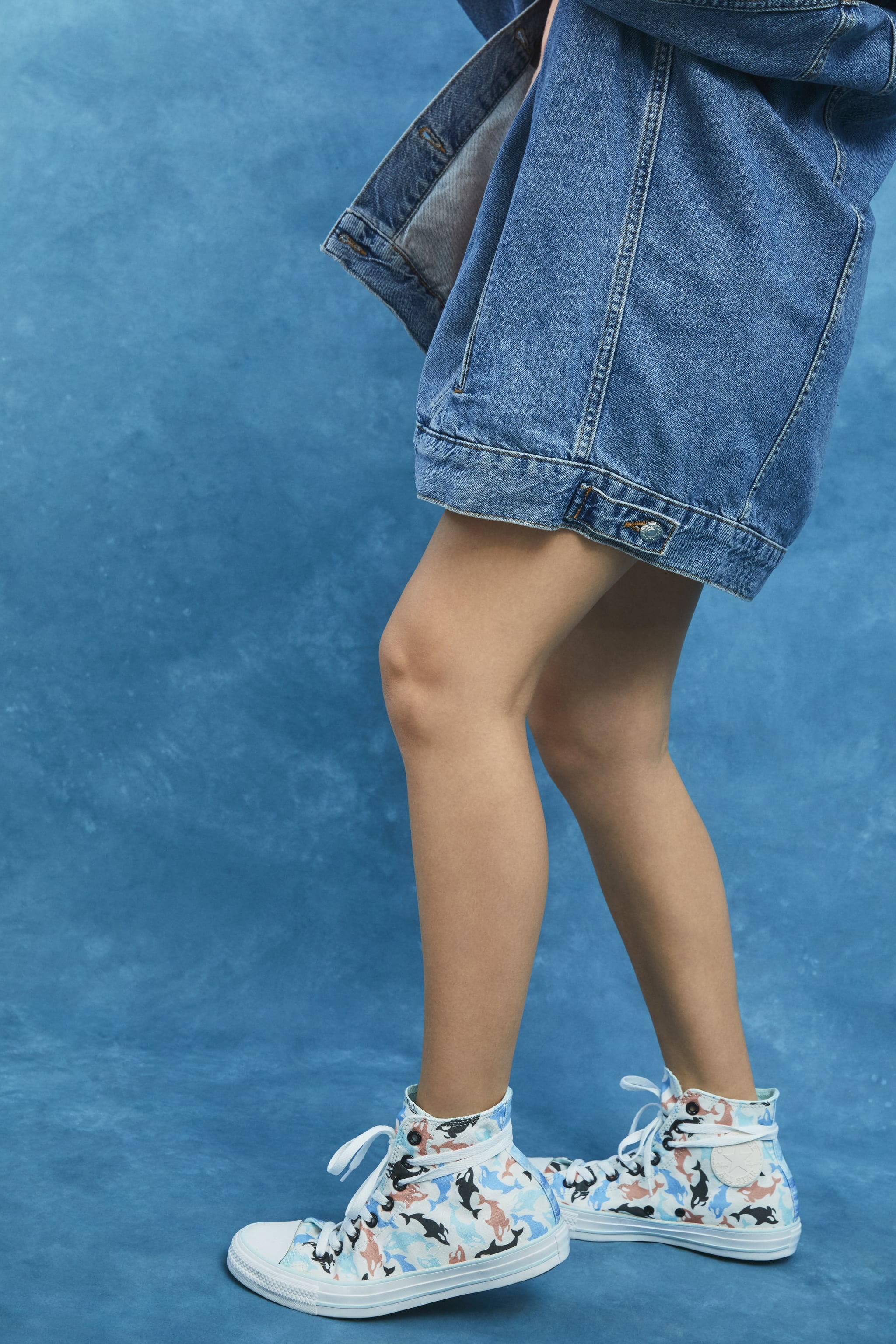 converse millie by you price