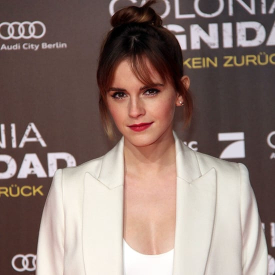 Emma Watson at Colonia Premiere in Berlin February 2016