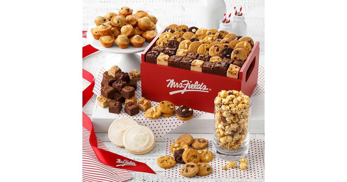 Mrs. Fields Cookies Deluxe Crate | Costco Holiday Deals ...