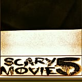 Looks like Sarah Hyland will be joining Ashley Tisdale on the set of Scary Movie 5.  Source: Instagram user therealsarahhyland
