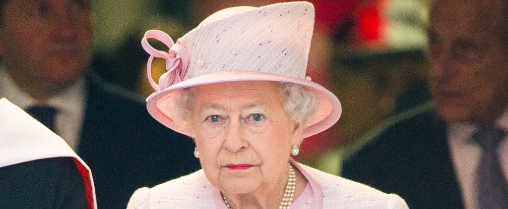 Queen Elizabeth II Statement About Hurricane Harvey