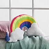 Drew Barrymore Flower Kids Rainbow Decorative Pillow