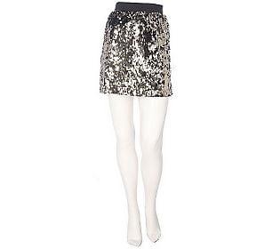 K-DASH Sequin Skirt ($78)