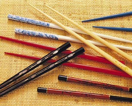Do You Know How to Use Chopsticks?