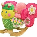 Rockabye Bonita Butterfly Rocker